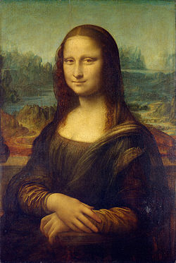 Mona Lisa by Leonardo da Vinci