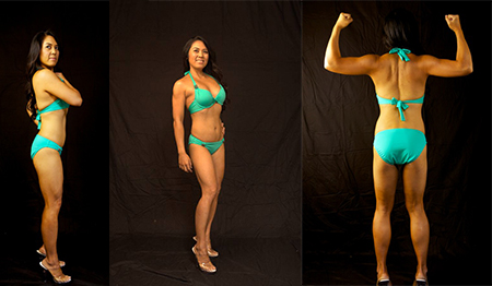 Deanne Hernandez - 1st Place - After Photos