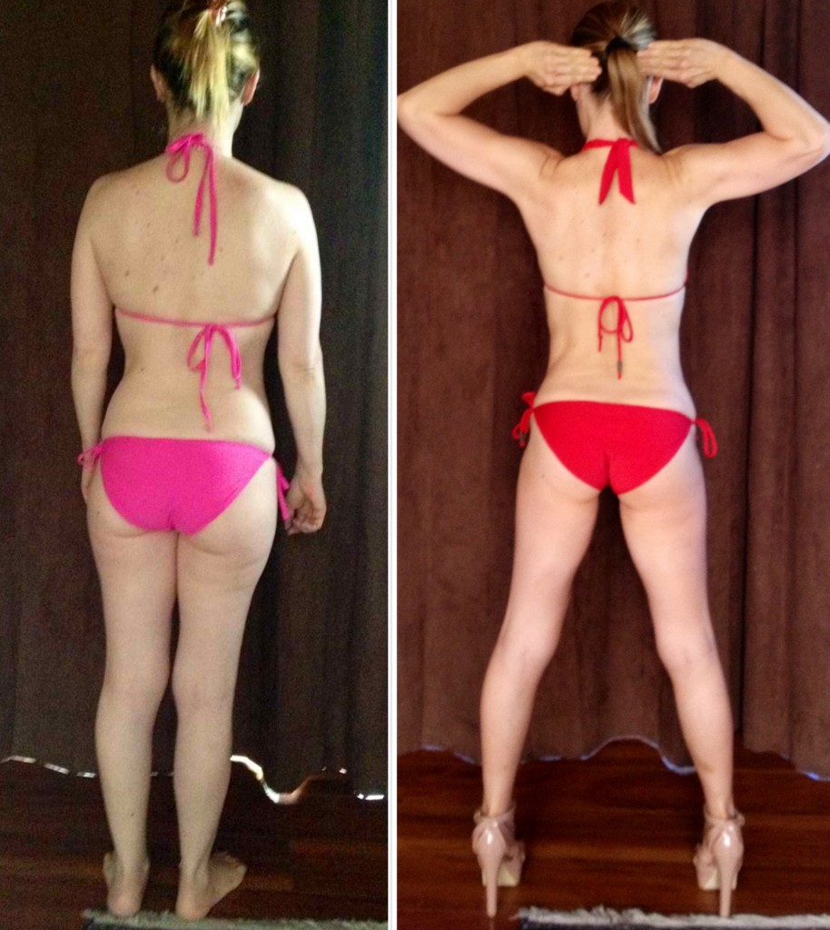 Barbara - First Place - Before and After