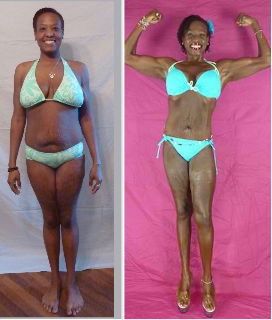 Kiya - Fourth Place - Before and After