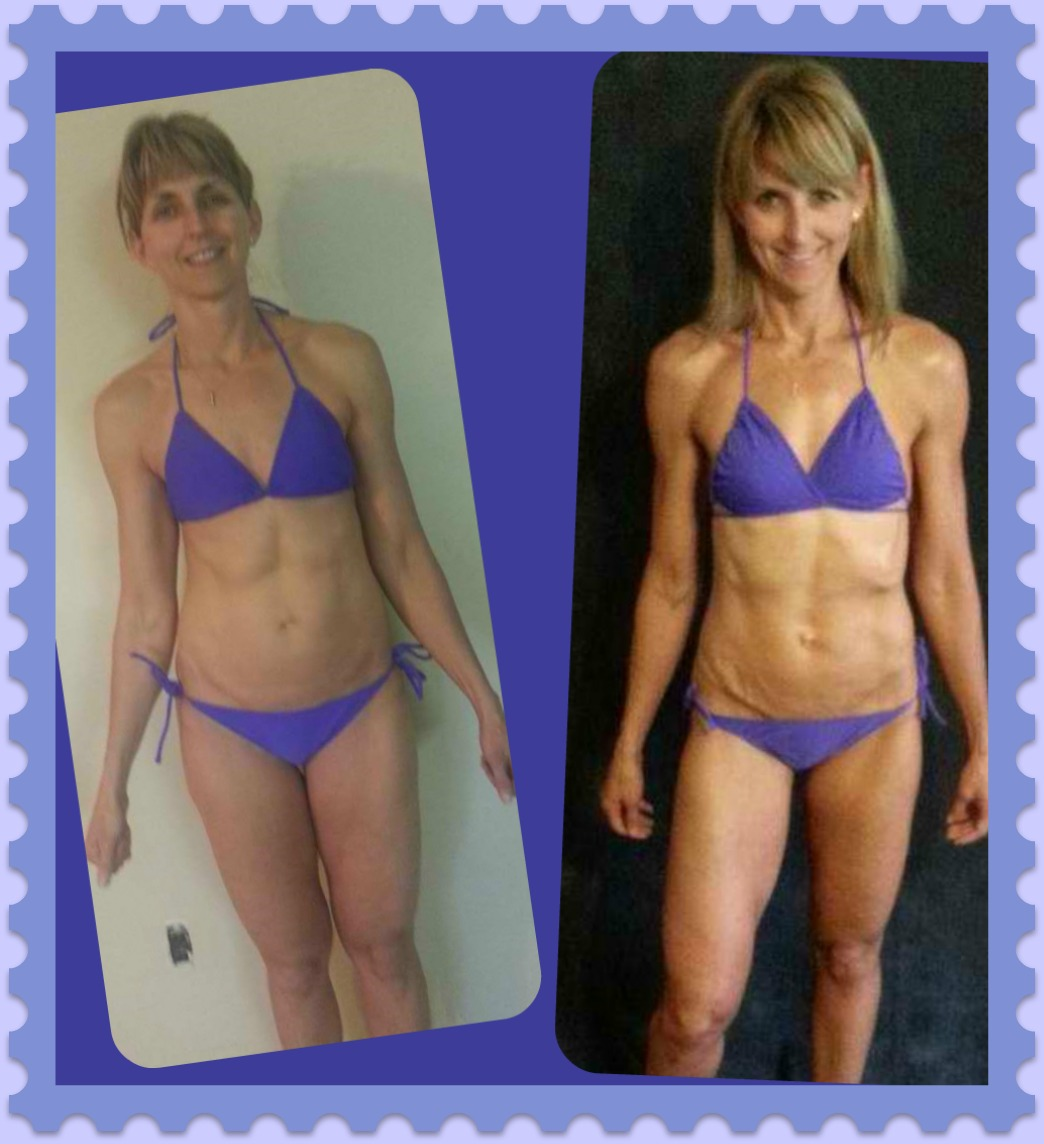 Lea Ann wanted to lose that hardest last couple pounds.  She wasn't making progress with her trainer so she tried Venus and got her waist down to the Golden Ideal.